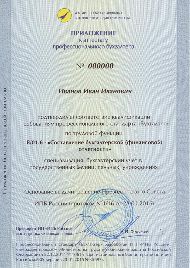 Бухгалтерский учет в государственных (муниципальных) учреждениях